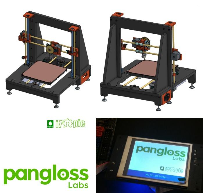 fabrique ton imprimante 3d itopie. Black Bedroom Furniture Sets. Home Design Ideas