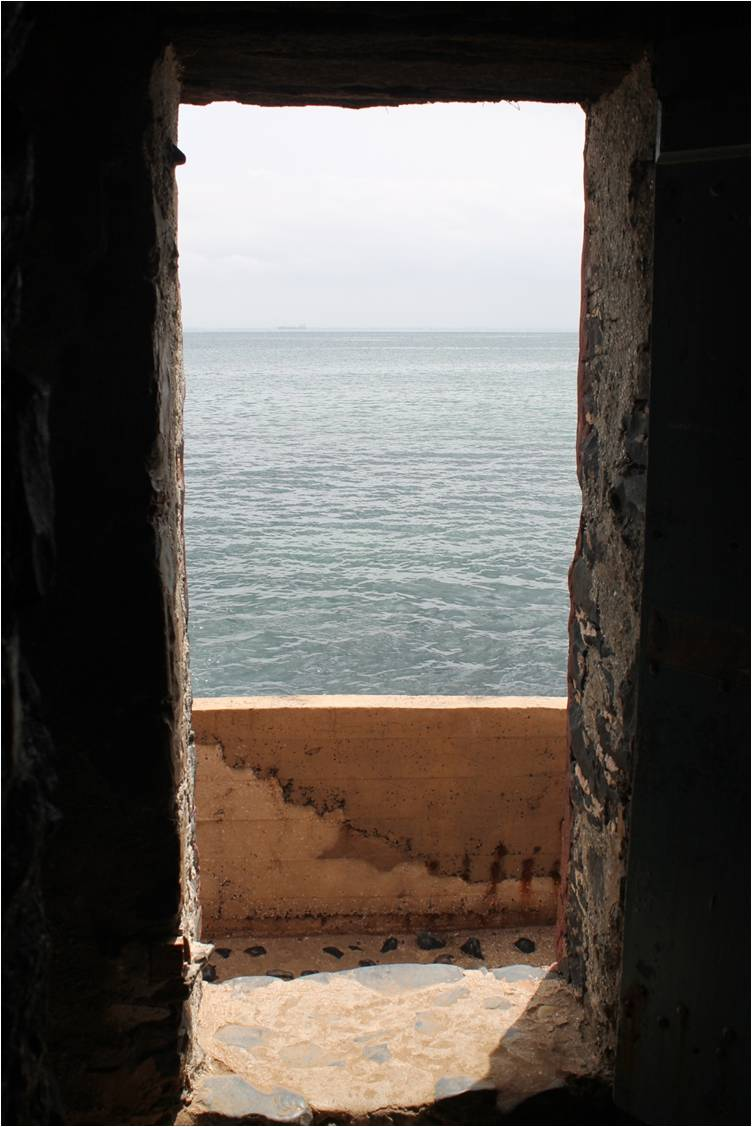 The door of slaves