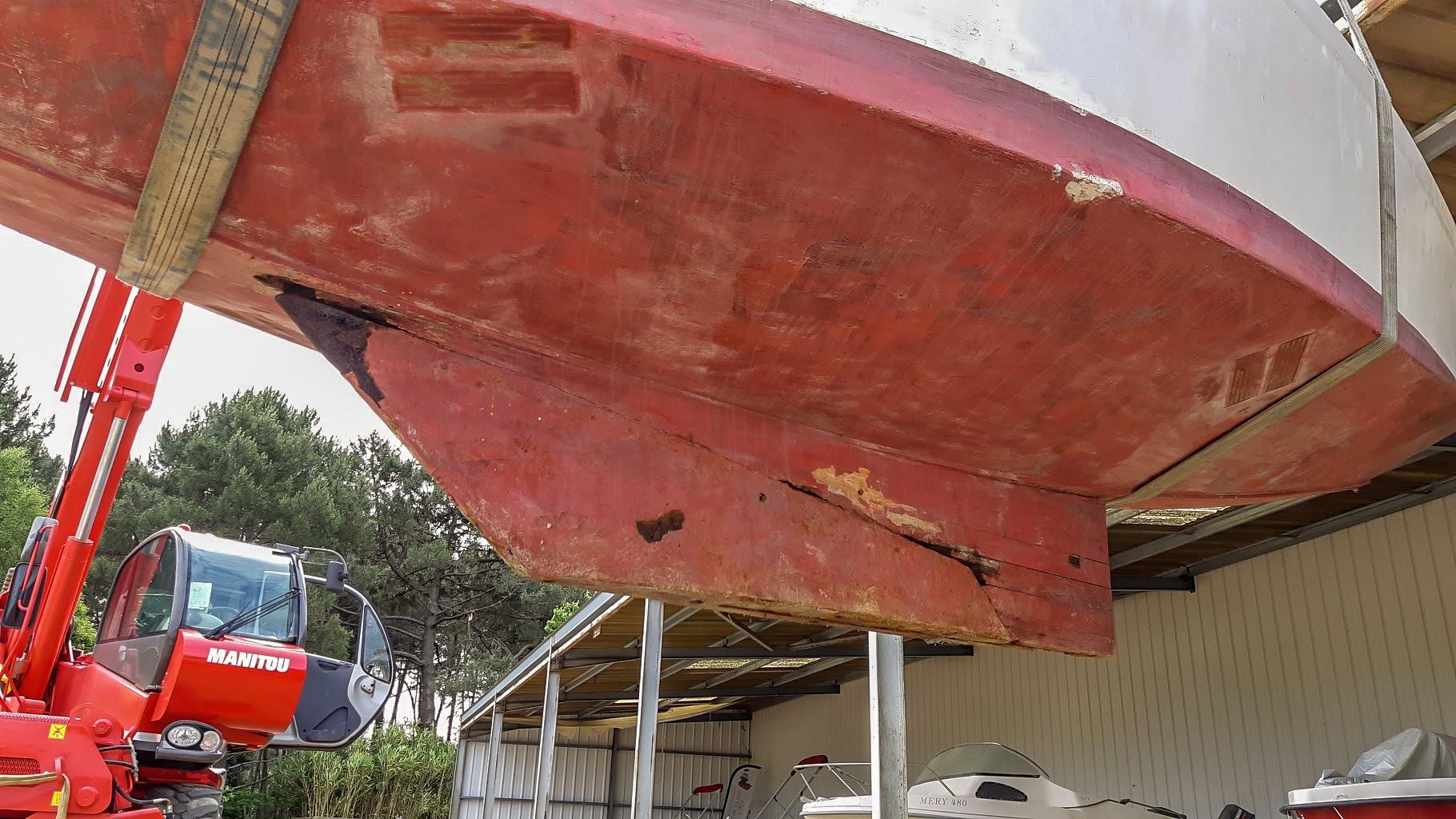 Mousquetaire Avel Mad Yacht du Patrimoine Maritime