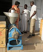Projet au Tchad