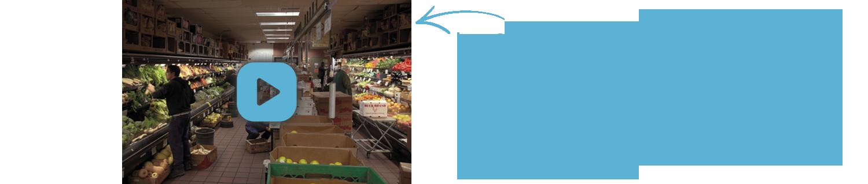 La coopérative alimentaire de Park Slope, à New-York. Un supermarché autogéré où 16 000 membres travaillent 3 heures par mois pour accéder à des produits alimentaires - pour la plupart biologiques - aux plus bas prix possibles.