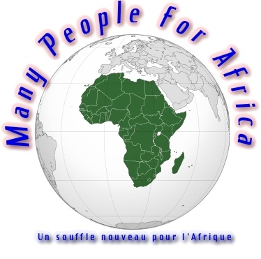 Collecte de fonds pour l'ONG humanitaire MANY PEOPLE FOR AFRICA -